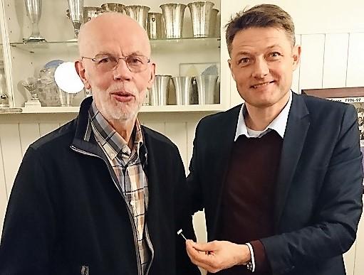 Mindeord fra Odense Badminton Klub